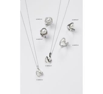 la più grande selezione del 2019 prodotto caldo ottimi prezzi parure con perle e brillanti - Gioielleria Orologi Zani